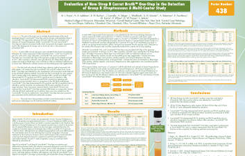 carrot broth scientific poster