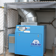 Green Efforts: High Efficiency Air Compressor