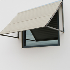Green Efforts: Energy Saving Awnings