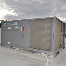 Green Efforts: High Efficiency HVAC