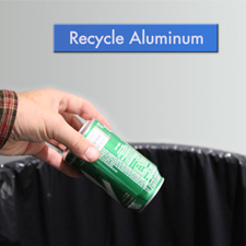 Green Efforts: Recycling Initiative