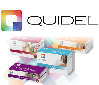 Quidel Featured Products