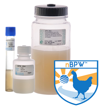 neutralizing buffered peptone water