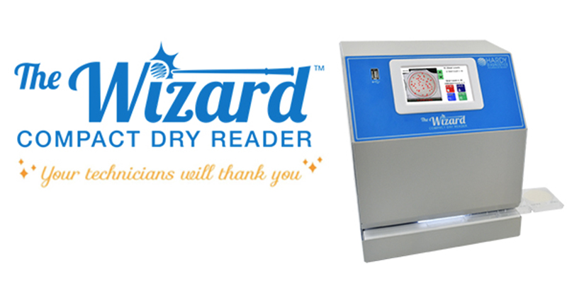 The Wizard CompactDry Reader